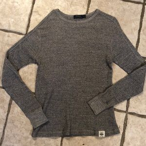 Polo by Ralph Lauren Waffle Knit Top